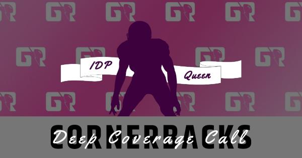 Fantasy Football's Cornerbacks Deep Coverage Call: Champioship Edition